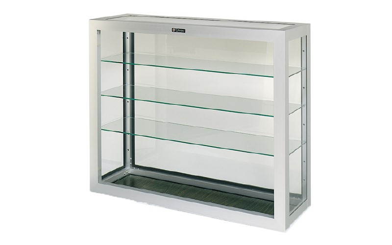 commercial display case