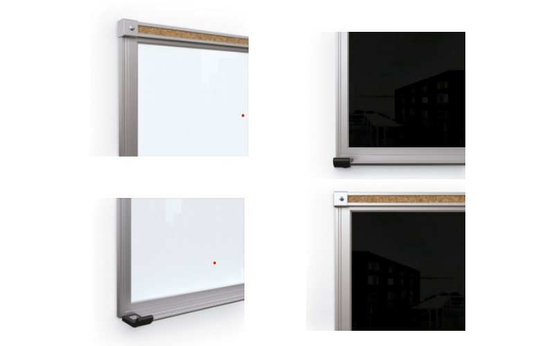 framed magnetic whiteboard