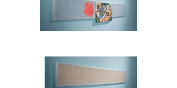 tackboard display panel